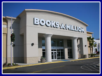 Books-A-Million to Take Over Borders Storefronts | Lara's ...