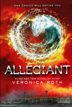 Image result for allegiant book