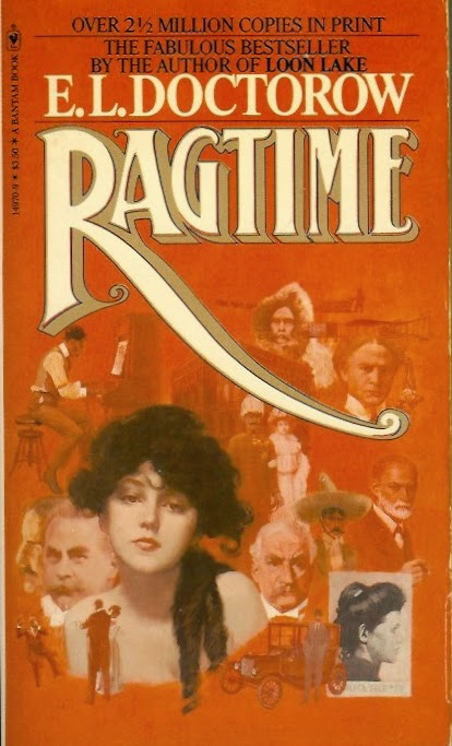 стилистический анализ ragtime by doctorow e l E l doctorow's works of fiction include welcome to hard times, the book of daniel, ragtime, loon lake, world's fair, billy bathgate, the waterworks, city of god, the march, homer & langley, and andrew's brain.