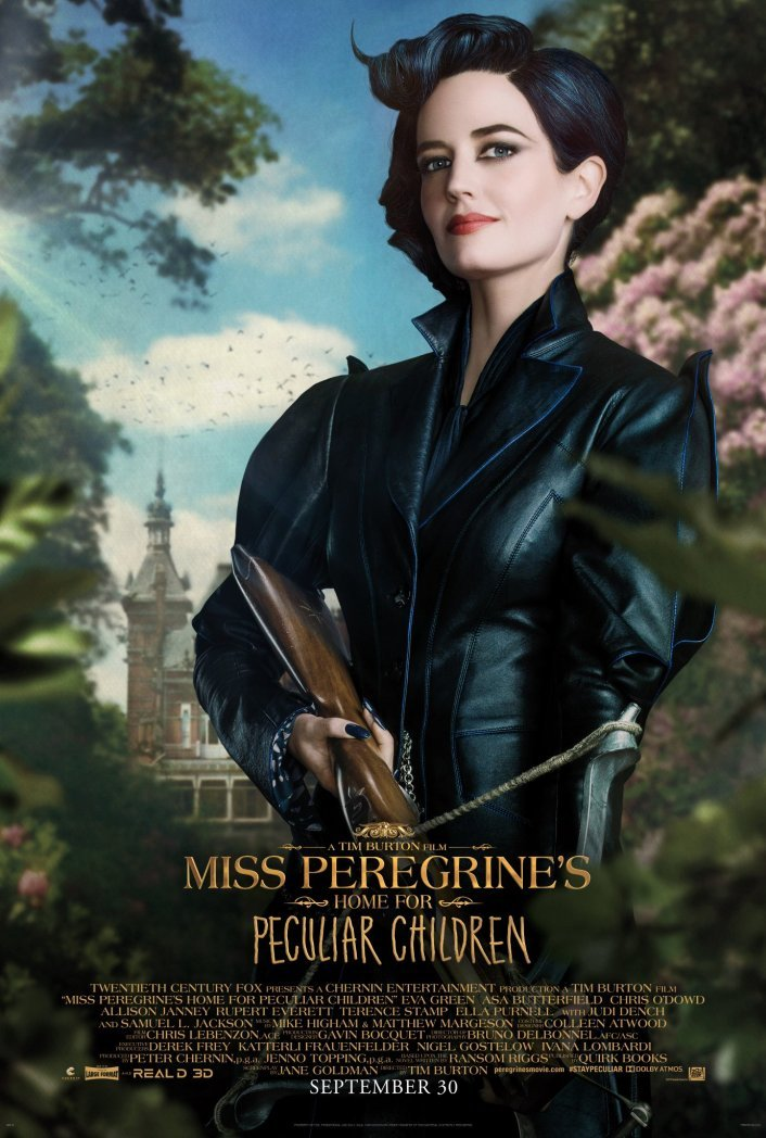 Image result for Miss Peregrines Home For Peculiar Children