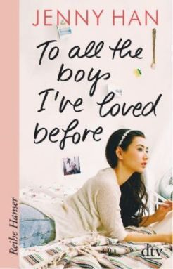 to all the boys book
